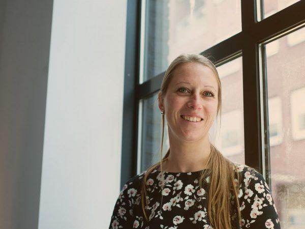 Claire Wismeyer - Deutsch complaince medewerkster Your Trust